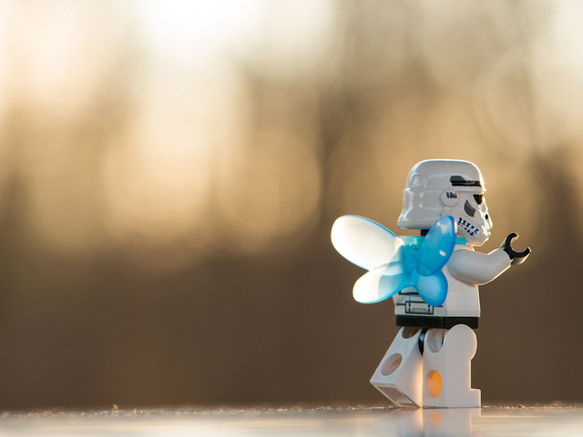 Trooper tooth fairy