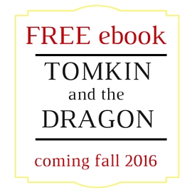 Tomkin and the Dragon