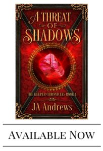 A Threat of Shadows epic fantasy novel available now
