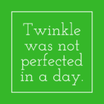 The challenge that is Twinkle, Twinkle, Little Star